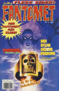 Cover Thumbnail for Fantomet (Hjemmet / Egmont, 1998 series) #13/1999