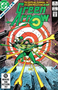 Cover Thumbnail for Green Arrow (DC, 1983 series) #1 [Direct Sales]