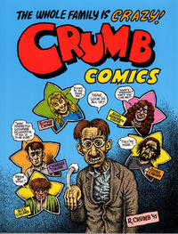 Cover Thumbnail for Crumb Family Comics (Last Gasp, 1998 series)