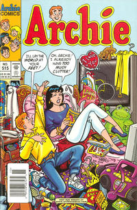 Cover Thumbnail for Archie (Archie, 1959 series) #515