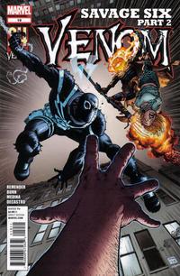 Cover Thumbnail for Venom (Marvel, 2011 series) #19