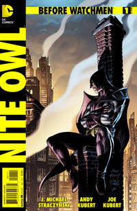 Cover Thumbnail for Before Watchmen: Nite Owl (DC, 2012 series) #1