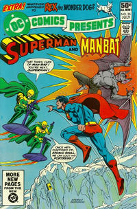 Cover Thumbnail for DC Comics Presents (DC, 1978 series) #35 [Direct Sales]