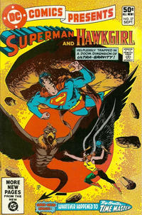 Cover Thumbnail for DC Comics Presents (DC, 1978 series) #37 [Direct]