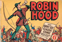 Cover Thumbnail for Classic Comics (Ayers & James, 1947 series) #16
