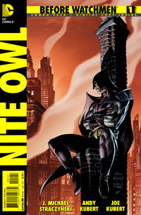 Cover Thumbnail for Before Watchmen: Nite Owl (DC, 2012 series) #1 [Combo-Pack]
