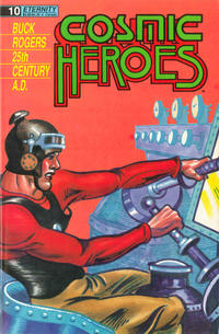 Cover Thumbnail for Cosmic Heroes (Malibu, 1988 series) #10