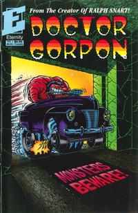 Cover Thumbnail for Doctor Gorpon (Malibu, 1991 series) #1