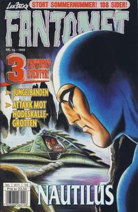 Cover Thumbnail for Fantomet (Hjemmet / Egmont, 1998 series) #14/1999