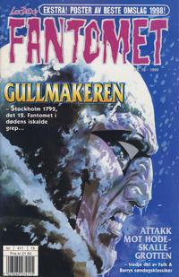 Cover Thumbnail for Fantomet (Hjemmet / Egmont, 1998 series) #15/1999