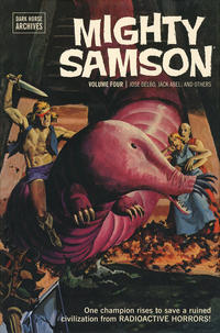 Cover Thumbnail for Mighty Samson (Dark Horse, 2010 series) #4