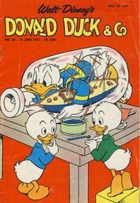 Cover Thumbnail for Donald Duck & Co (Hjemmet / Egmont, 1948 series) #24/1967