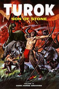 Cover Thumbnail for Turok, Son of Stone (Dark Horse, 2009 series) #10