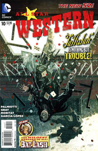 Cover Thumbnail for All Star Western (DC, 2011 series) #10