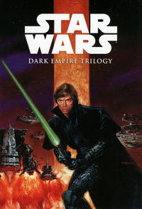 Cover Thumbnail for Star Wars: Dark Empire Trilogy (Dark Horse, 2010 series)
