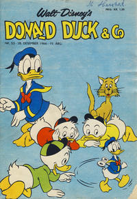 Cover Thumbnail for Donald Duck & Co (Hjemmet / Egmont, 1948 series) #53/1966