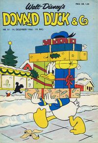 Cover Thumbnail for Donald Duck & Co (Hjemmet / Egmont, 1948 series) #51/1966