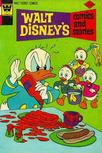 Cover for Walt Disney's Comics and Stories (Western, 1962 series) #v34#11 (407) [Gold Key Variant]