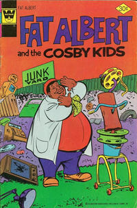 Cover Thumbnail for Fat Albert (Western, 1974 series) #18 [Whitman]
