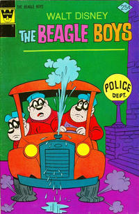 Cover Thumbnail for Walt Disney The Beagle Boys (Western, 1964 series) #27 [Whitman]