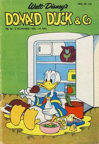 Cover Thumbnail for Donald Duck & Co (Hjemmet / Egmont, 1948 series) #46/1966