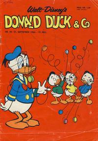 Cover Thumbnail for Donald Duck & Co (Hjemmet / Egmont, 1948 series) #39/1966