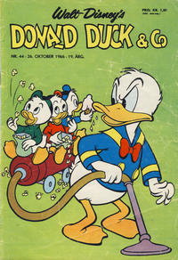 Cover Thumbnail for Donald Duck & Co (Hjemmet / Egmont, 1948 series) #44/1966