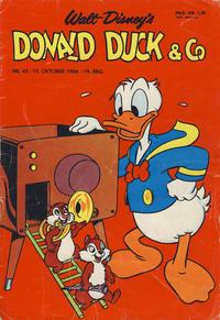Cover Thumbnail for Donald Duck & Co (Hjemmet / Egmont, 1948 series) #43/1966