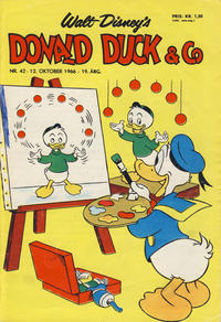 Cover Thumbnail for Donald Duck & Co (Hjemmet / Egmont, 1948 series) #42/1966
