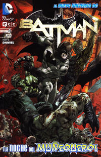 Cover Thumbnail for Batman (ECC Ediciones, 2012 series) #3