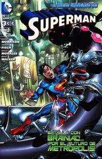 Cover Thumbnail for Superman (ECC Ediciones, 2012 series) #3