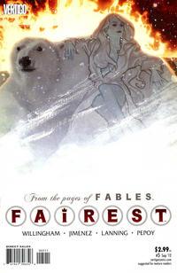 Cover Thumbnail for Fairest (DC, 2012 series) #5