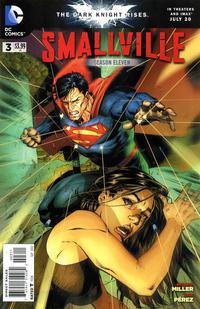 Cover Thumbnail for Smallville Season 11 (DC, 2012 series) #3