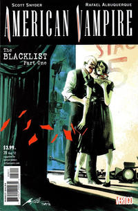 Cover Thumbnail for American Vampire (DC, 2010 series) #28