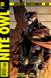 Cover Thumbnail for Before Watchmen: Nite Owl (DC, 2012 series) #1 [Jim Lee / Scott Williams Cover]