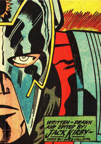 Cover Thumbnail for Jack Kirby's Fourth World Omnibus (DC, 2007 series) #1