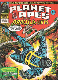 Cover Thumbnail for Planet of the Apes (Marvel UK, 1974 series) #110