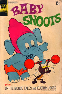 Cover Thumbnail for Baby Snoots (Western, 1970 series) #9 [Whitman Variant]