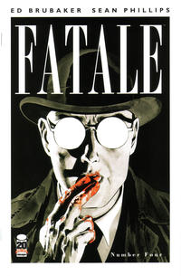 Cover Thumbnail for Fatale (Image, 2012 series) #4