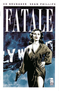 Cover Thumbnail for Fatale (Image, 2012 series) #6