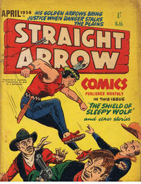 Cover Thumbnail for Straight Arrow Comics (Magazine Management, 1955 series) #16