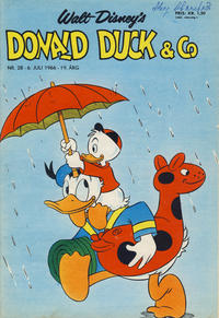 Cover Thumbnail for Donald Duck & Co (Hjemmet / Egmont, 1948 series) #28/1966