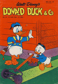 Cover Thumbnail for Donald Duck & Co (Hjemmet / Egmont, 1948 series) #25/1966