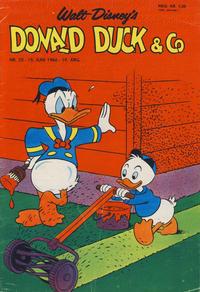 Cover Thumbnail for Donald Duck & Co (Hjemmet / Egmont, 1948 series) #25/1966