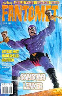 Cover Thumbnail for Fantomet (Hjemmet / Egmont, 1998 series) #16/1999