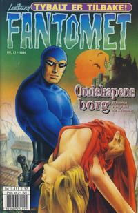 Cover Thumbnail for Fantomet (Hjemmet / Egmont, 1998 series) #17/1999