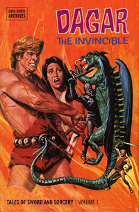 Cover Thumbnail for Dagar the Invincible (Dark Horse, 2011 series) #1