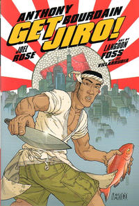 Cover Thumbnail for Get Jiro! (DC, 2012 series)