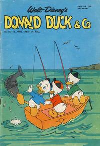 Cover Thumbnail for Donald Duck & Co (Hjemmet / Egmont, 1948 series) #16/1966