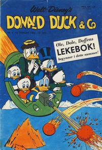 Cover Thumbnail for Donald Duck & Co (Hjemmet / Egmont, 1948 series) #9/1966